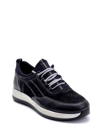 Derimod Erkek Ayakkabı(2217-2) Sneaker Siyah